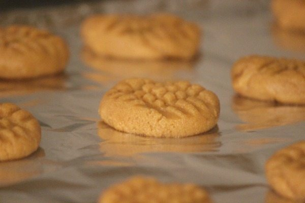 Cook Peanut Butter Cookies
