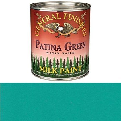 General Finishes Patina Green