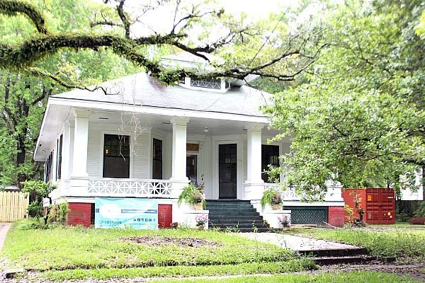 Southern Romance Mobile Alabama Idea House