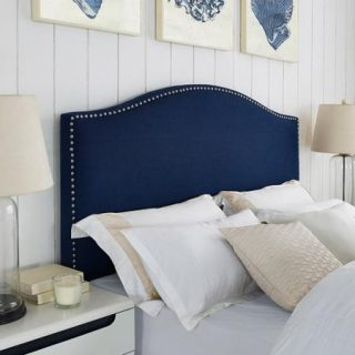 Better Homes and Gardens Navy Headboard