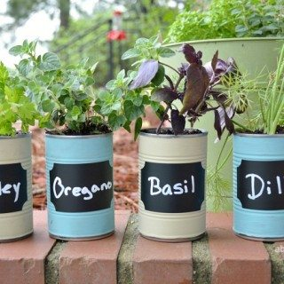 This-DIY-Kitchen-Herb-Garden-is-a-great-upcycled-gardening-project.-It-would-be-a-sweet-Mothers-Day-gift