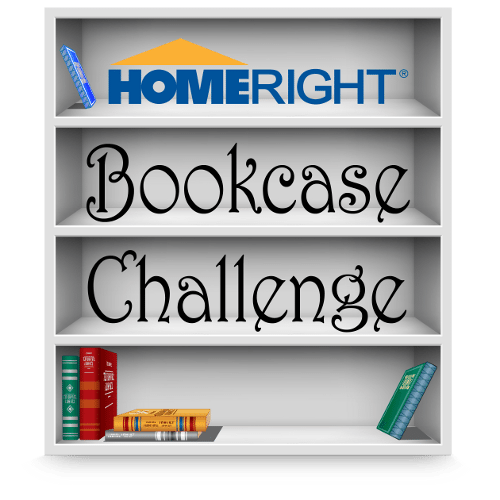 Ikea Billy Bookcase Hack Challenge from HomeRight