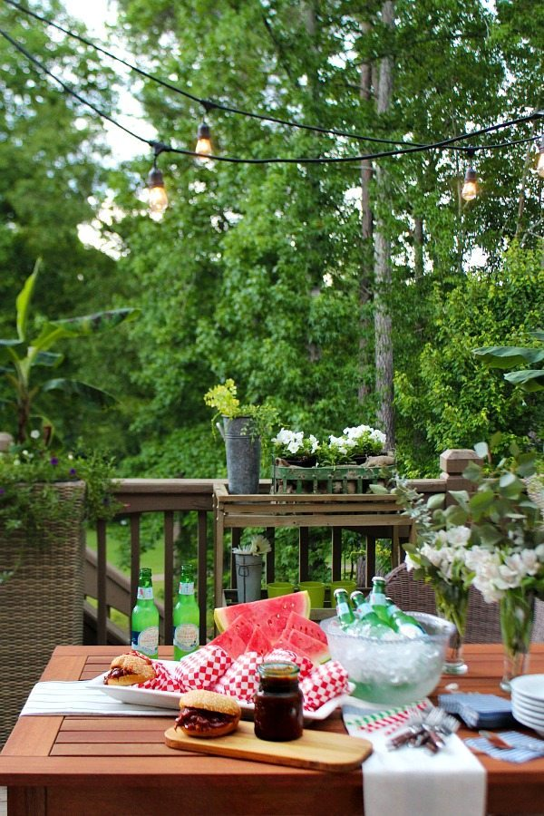 Back yard BBQ recipes