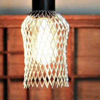 DIY Industrial Cage Light