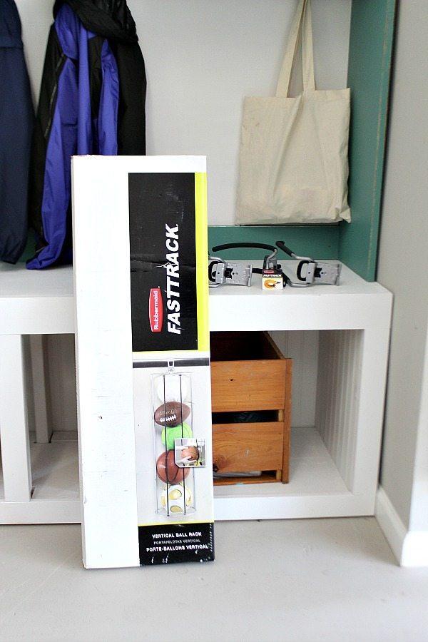 FastTrack Garage storage system
