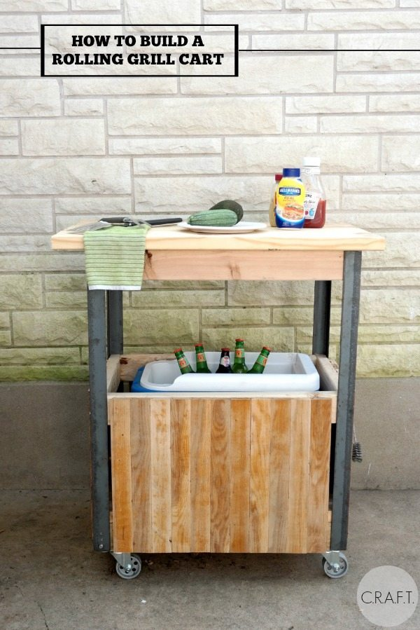 Grill Cart