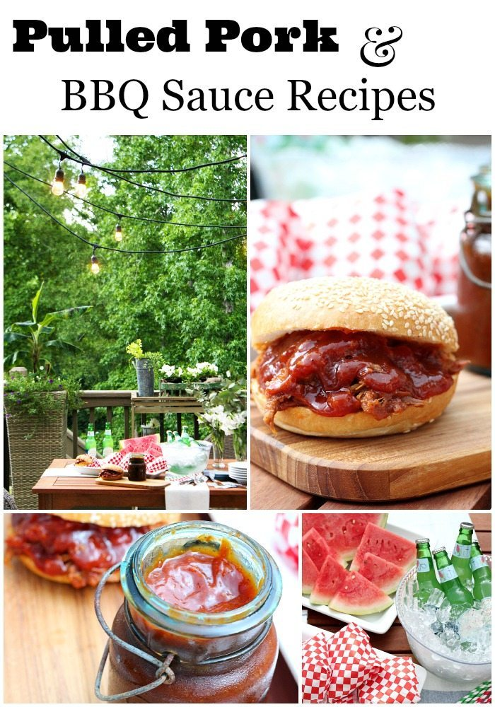 Pulled Pork, BBQ Sauce Recipes