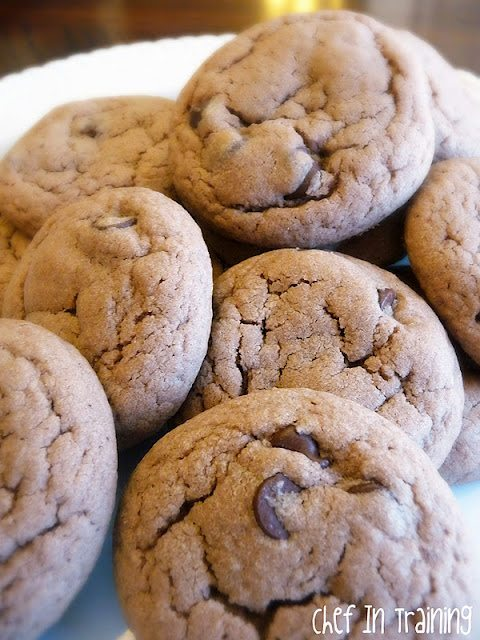08 - Chef in Training - Brownie Batter Cookies