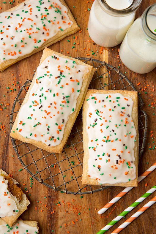 07 - Cooking Classy - Pumpkin Pie Pop Tarts