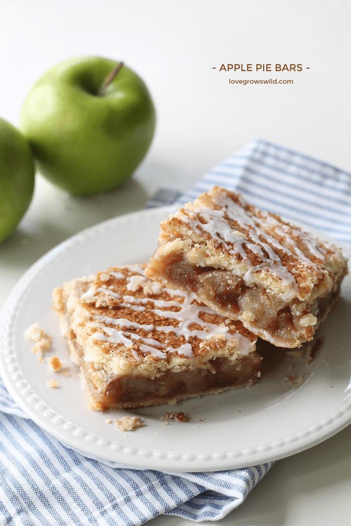 09 - Love Grows Wild - Apple Pie Bars