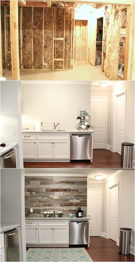Basement transformation