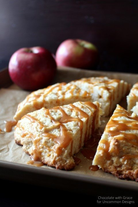 Caramel_Apple_Scones