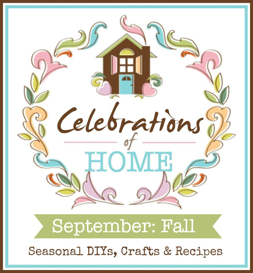 Celebrations of Home Fall Decor Recipes Crafts and More at RefreshRestyle.com