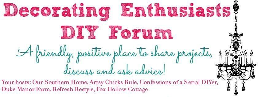 DIY-Forum-Facebook Refresh Restyle