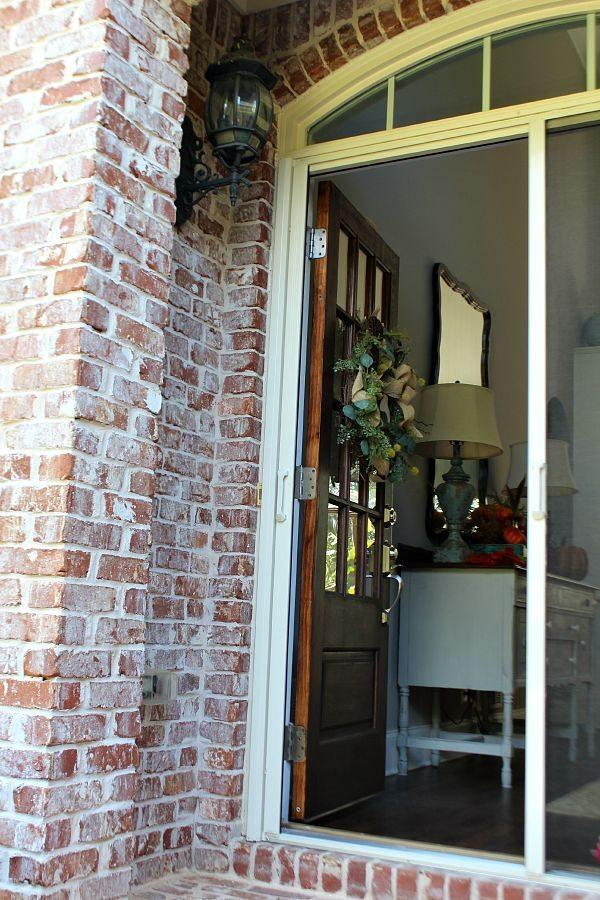 Doors wide open for the autumn breeze with Phantom Retractable Screens refreshrestyle.com