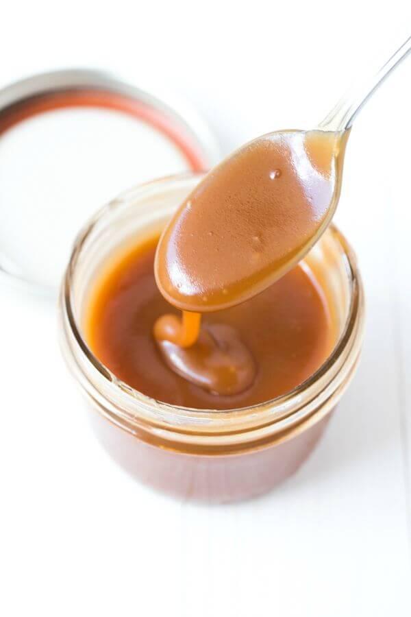 Homemade-Caramel-Sauce