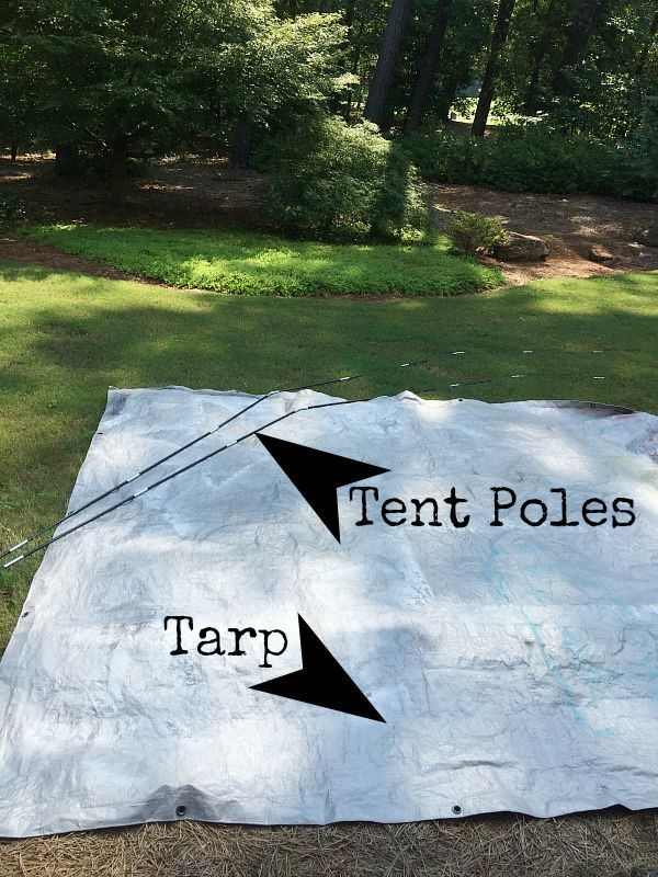 How to Use a Spray Paint Tent at RefreshRestyle.com & Spray Paint Spray Shelter | Refresh Restyle