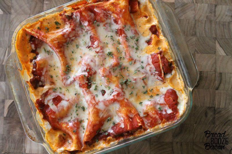 Moms-Lasagna