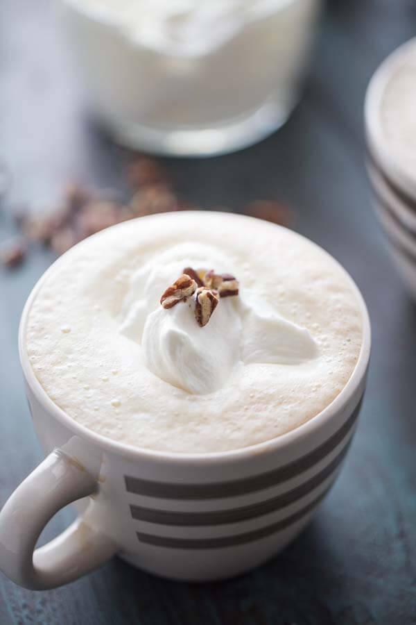 Pecan-Latte