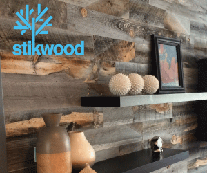 Stikwood – Real Wood