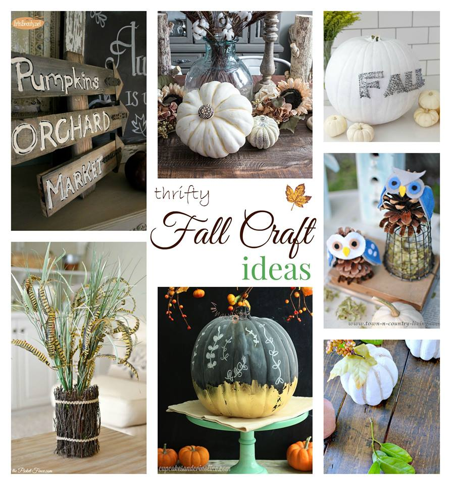 Thrifty Craft Ideas
