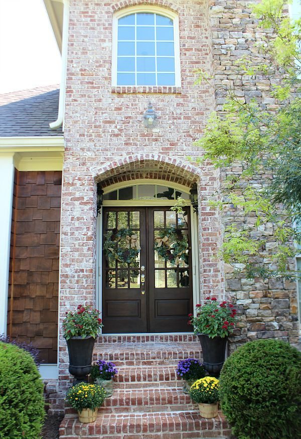 Welcome fall with these curb appeal ideas refreshrestyle.com