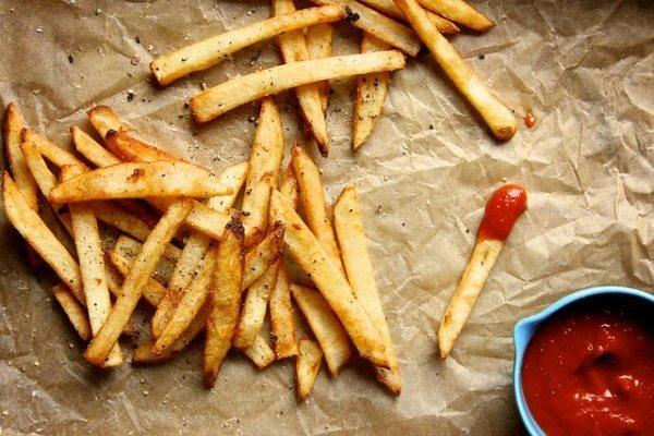03 - Joy the Baker - Homemade French Fries