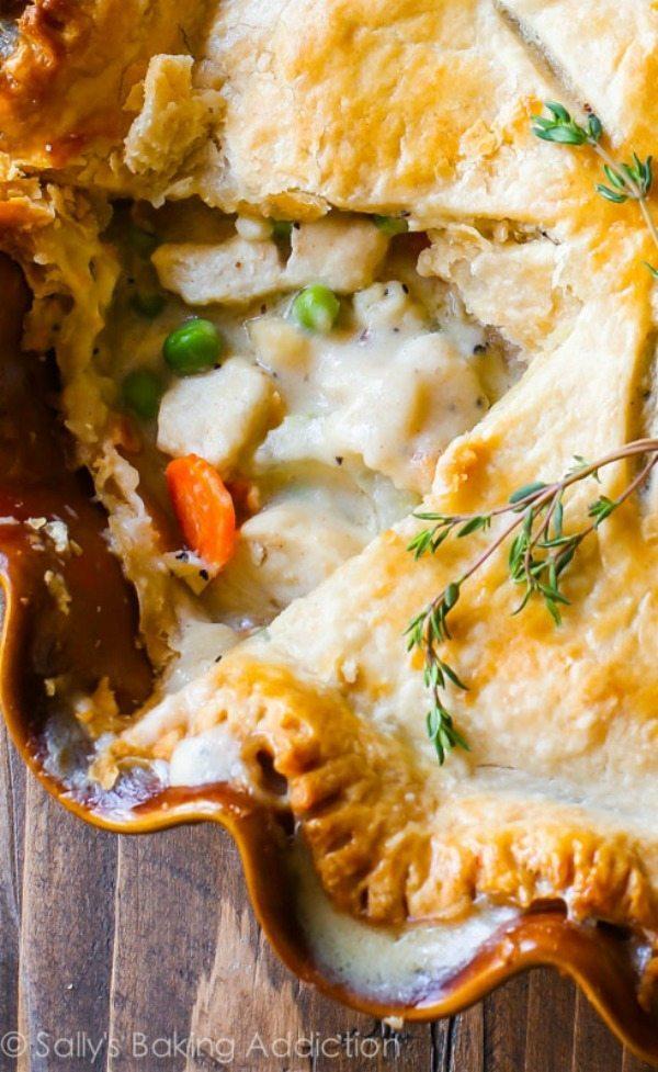 04 - Sally's Baking Addiction - Chicken Pot Pie