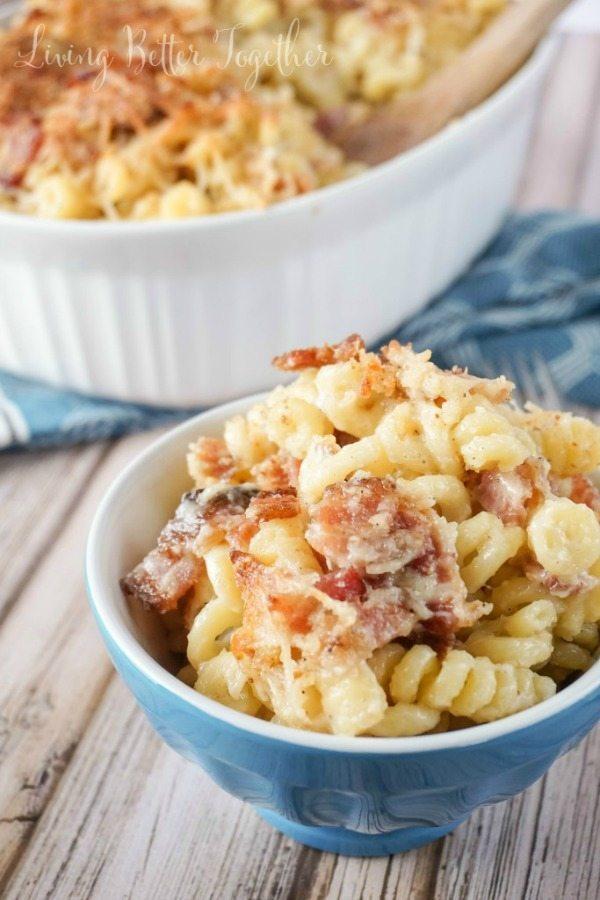 05 - Sugar and Soul - Bacon macaroni and Cheese