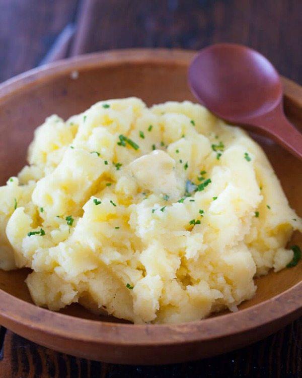 07 - Steamy Kitchen - Classic Mashed Potatoes