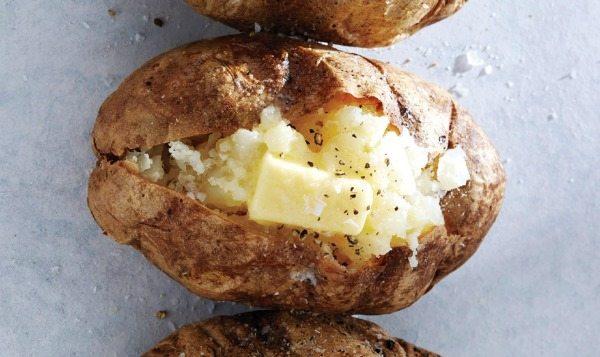 09 - Bon Appetit - Perfect Baked Potato
