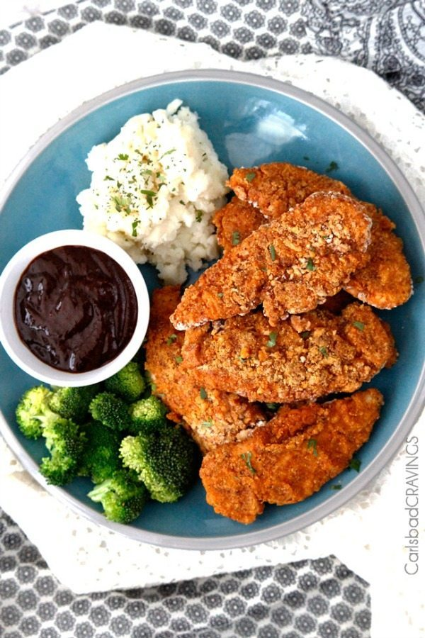 10 - Carlsbad Cravings - Best Baked Fried Chicken