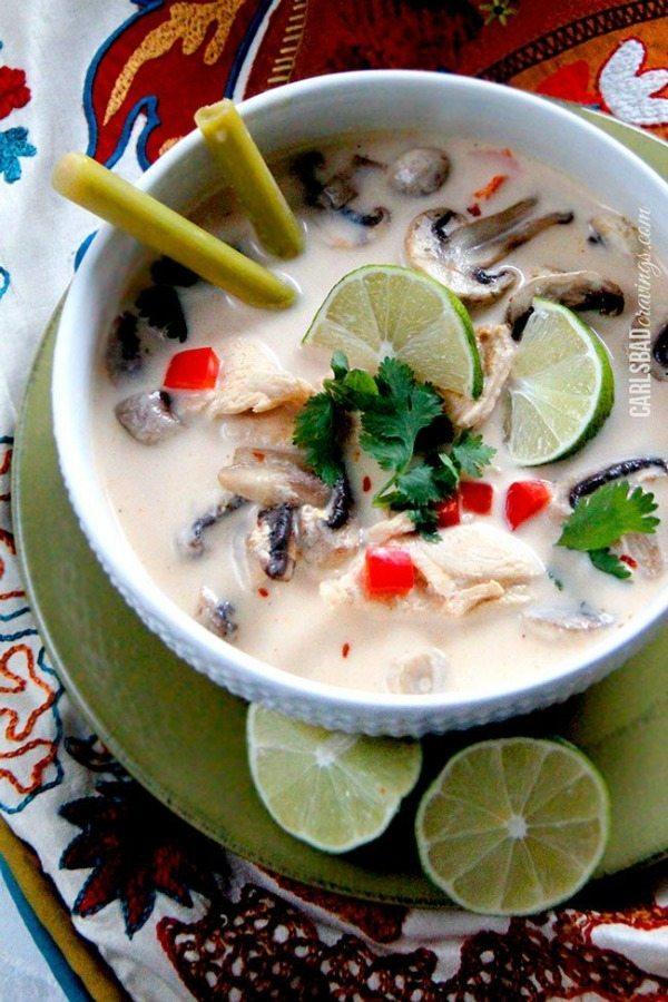 11 - Sugar and Soul - Chicken Coconut Soup