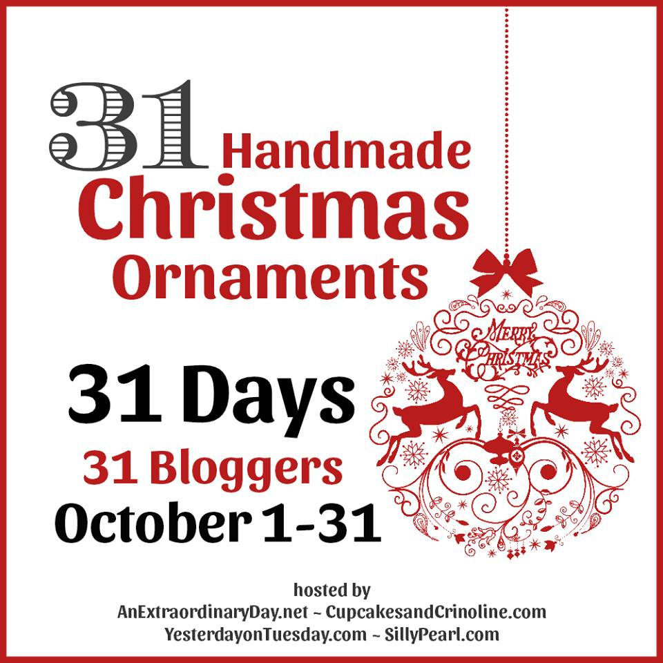 31 Days of Christmas Ornaments