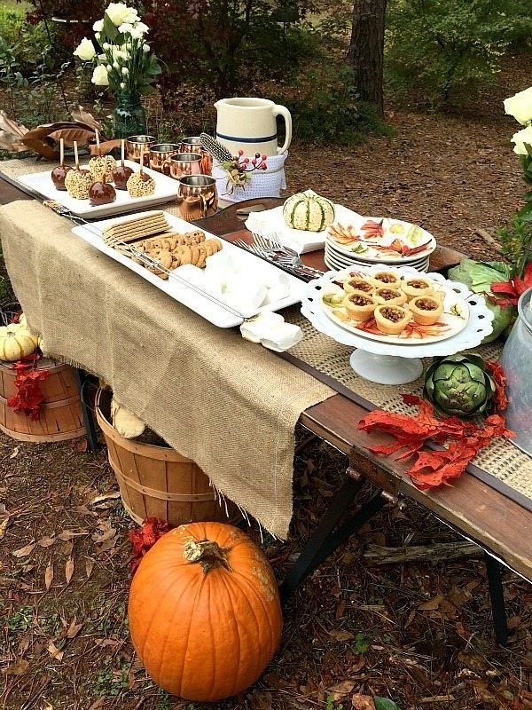Fall Outdoor Living With Bhg | Refresh Restyle