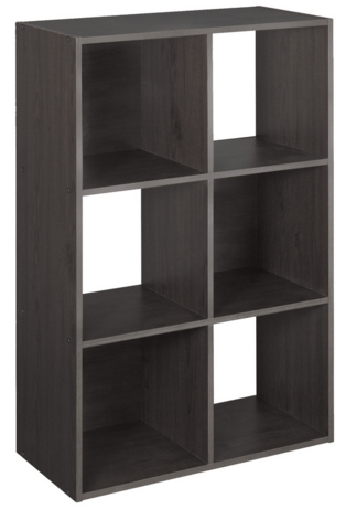 Lowes ClosetMaid Expresso Storage Cubes