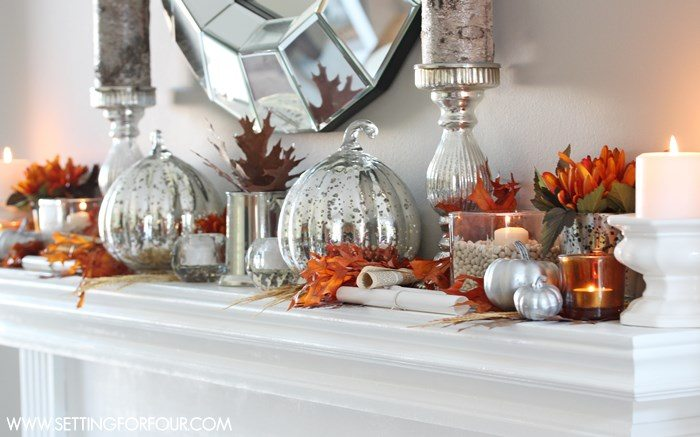 fall-mantel-decor