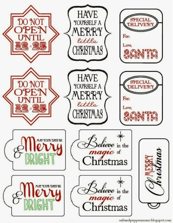 05 - Salt and Pepper Moms - Christmas Gift Tags