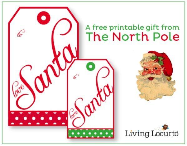 07 - Living Locurto - Santa Gift Tags