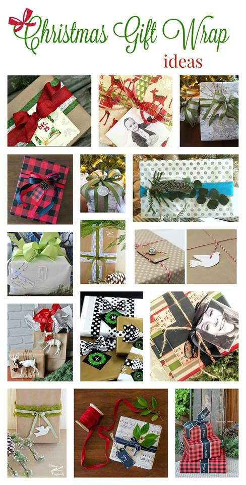 10 Awesome Gift Wrap Ideas