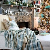 Christmas Home Tour at Refresh Restyle