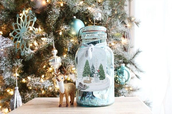 Mason Jar Christmas Gift Idea