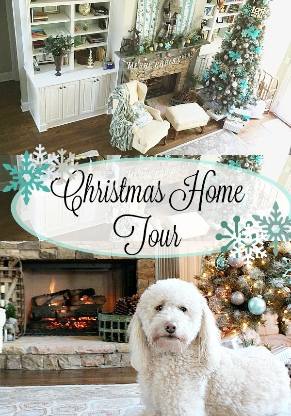 Country Living Christmas Home Tour with Refresh Restyle