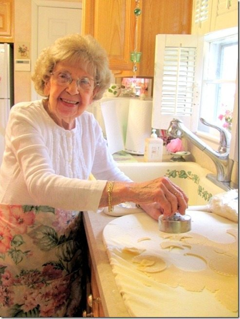 Grams cookie recipe