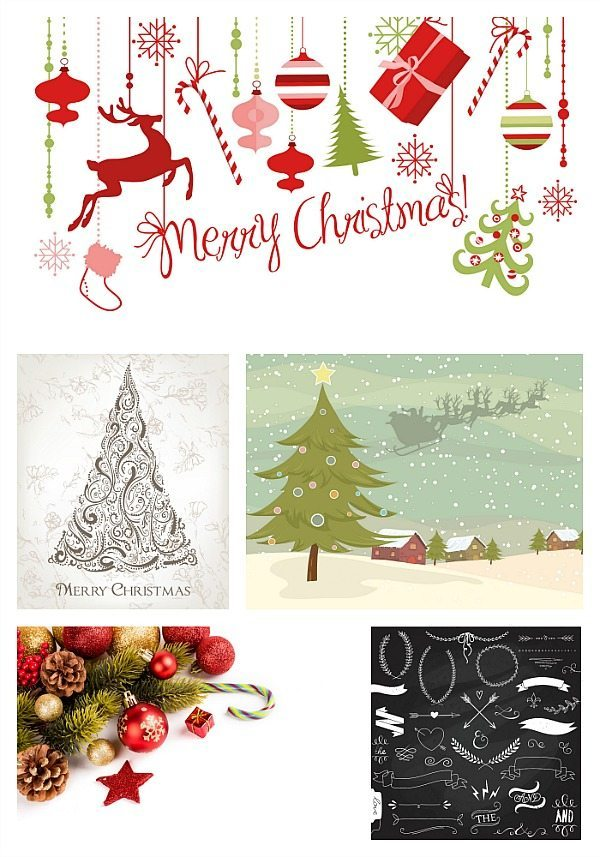 How to make gift tags with GraphicStock and PicMonkey