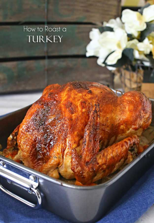 How to roast a turkey at refresh restyle