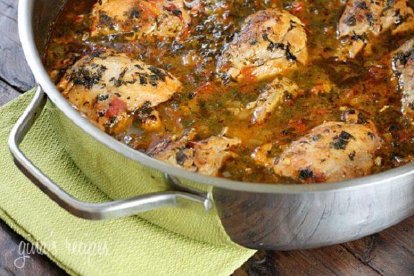 01 - Skinny Taste - Sofrito Chicken Stew