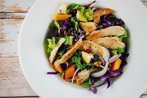 07 - LaaLoosh - Winter Chicken Salad