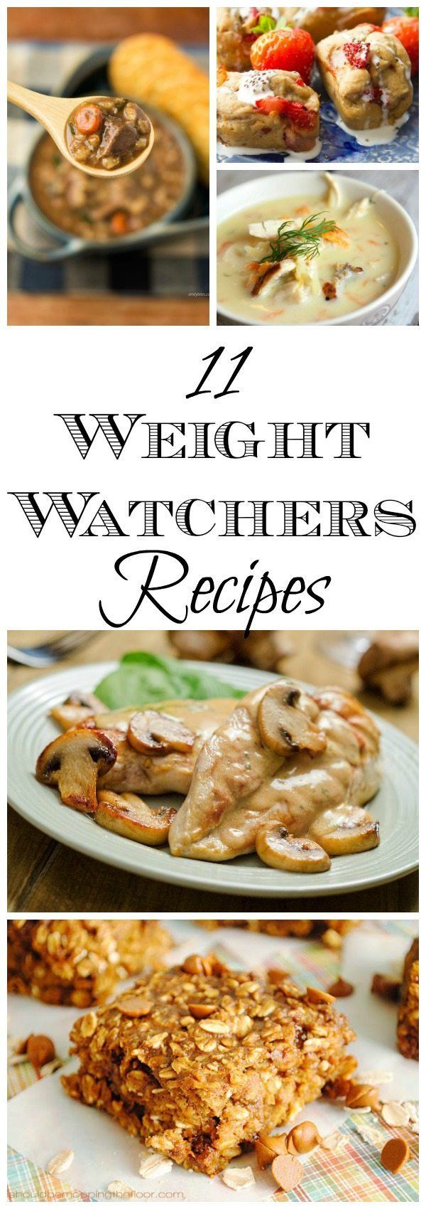 11 Delicious Weight Watchers Recipes