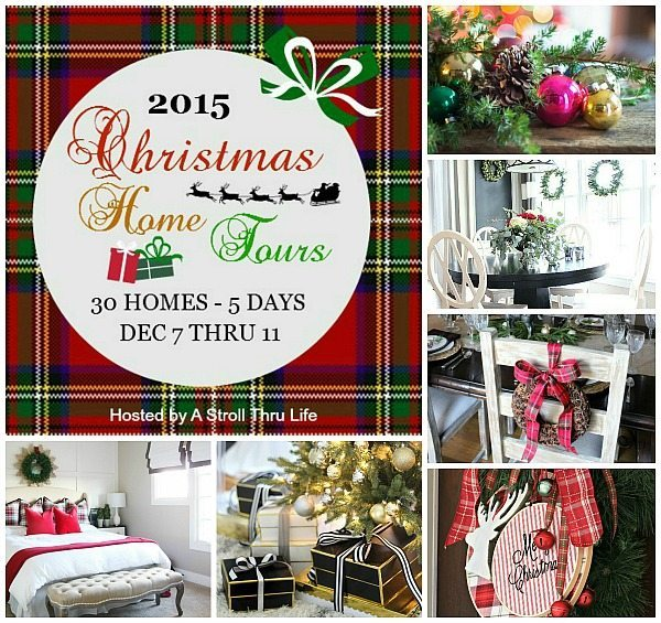 Christmas Home Tour - Refresh Restyle